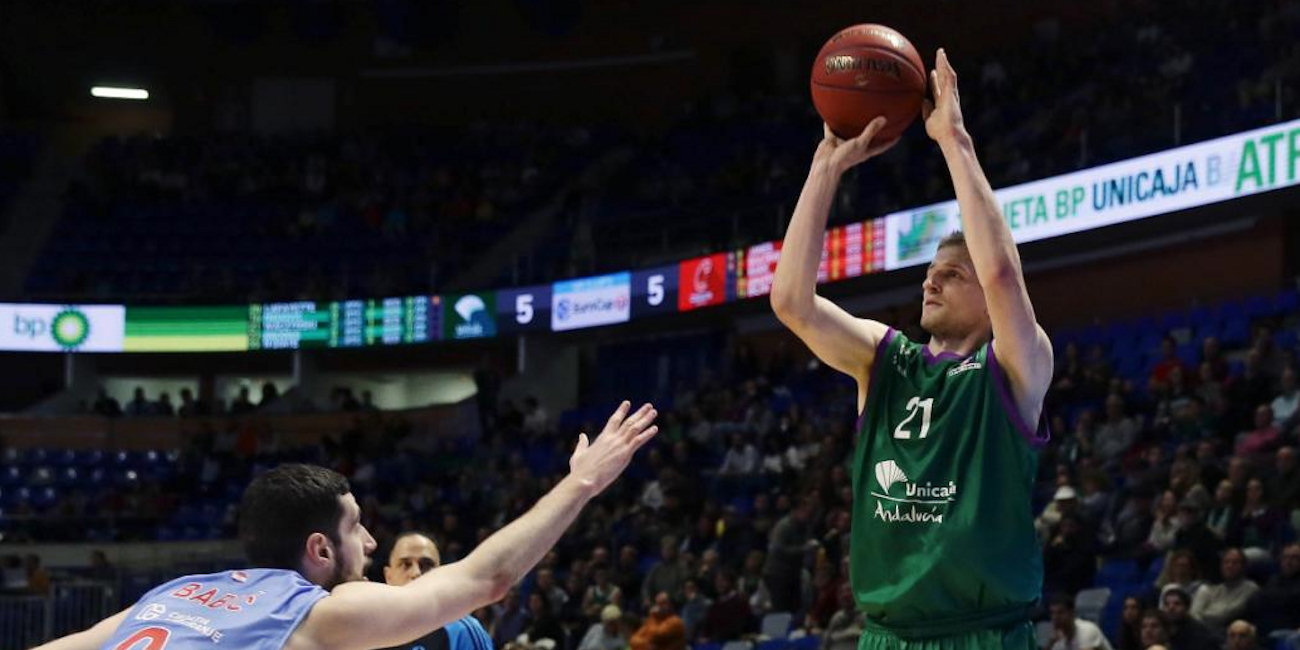 Top 16, Round 2 report: Waczynski leads Unicaja past Cedevita