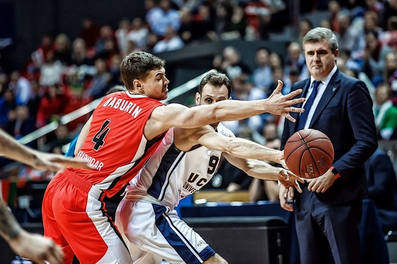 Pedro Llompart - UCAM Murcia - EC16 (photo Lokomotiv)