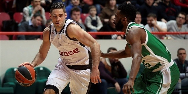 Regular Season, Round 17: Unics Kazan vs. Brose Bamberg