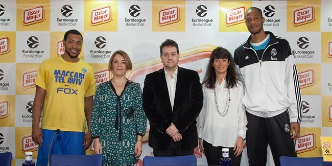 Oscar Mayer joins Euroleague family of partners