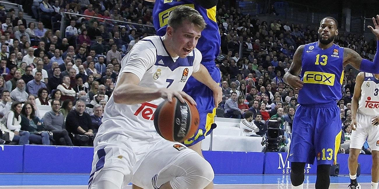 Regular Season Round 17 MVP: Luka Doncic, Real Madrid