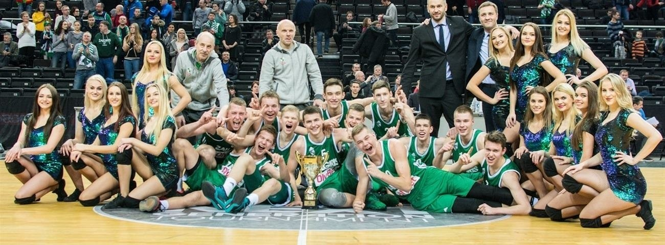 Four former ANGT champs in Kaunas field