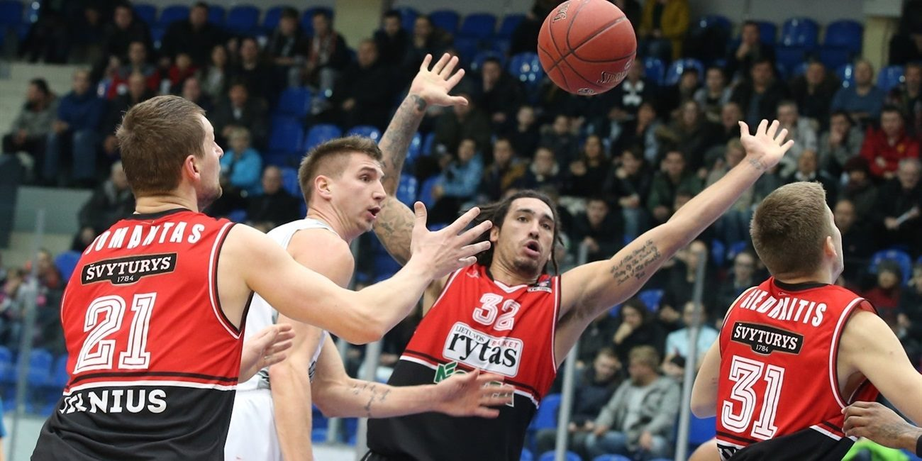 Top 16, Round 3 report: Logan leads Lietuvos Rytas's rout of Nizhny