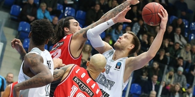 Khimki reunites with big man Gubanov