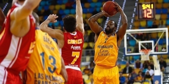 Top 16, Round 3 report: Gran Canaria holds off late Murcia charge