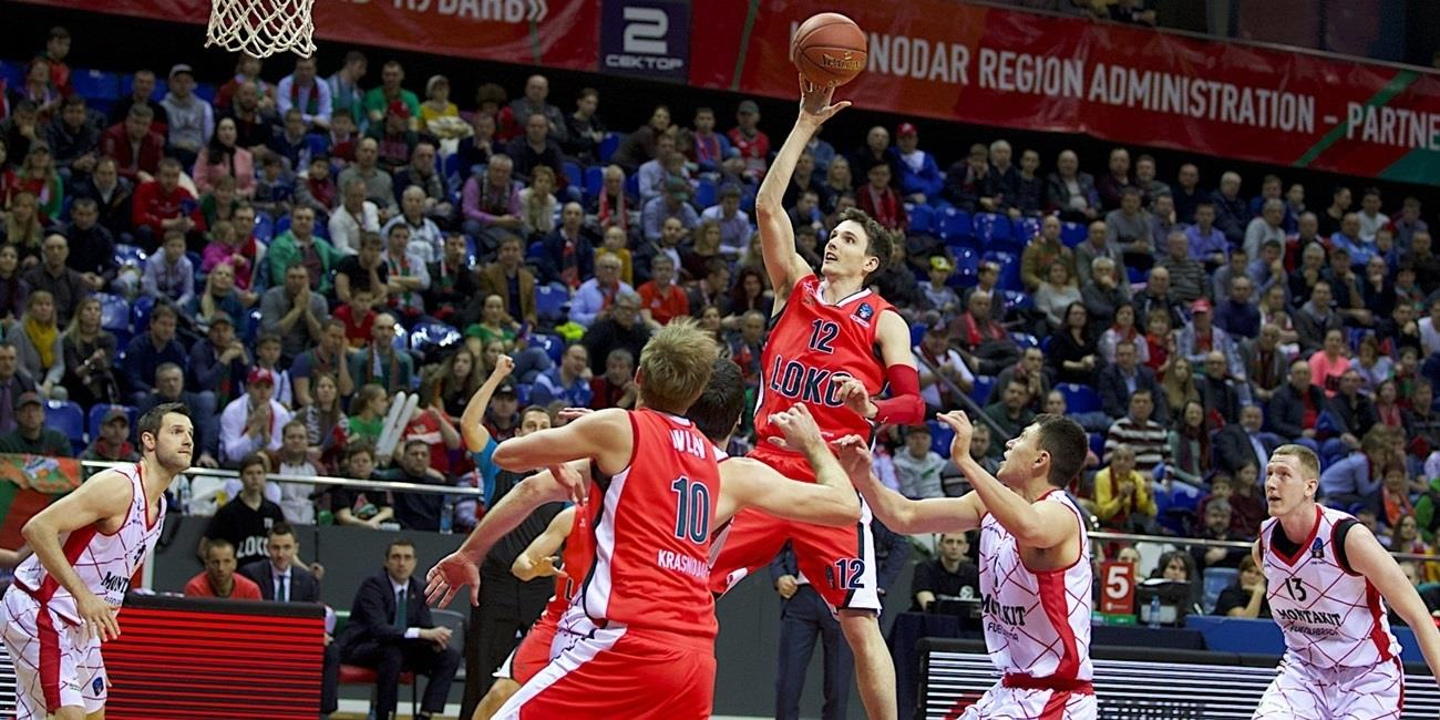 Top 16, Round 3 report: Lokomotiv takes off early, downs Fuenlabrada at home