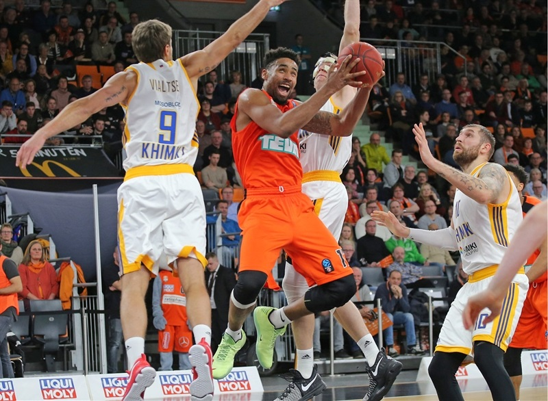 DaSean Butlet - ratiopharm Ulm - EC16 (photo Florian Achberger - Ratiopharm Ulm)