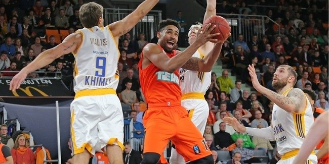 Top 16, Round 3: ratiopharm Ulm vs. Khimki Moscow Region