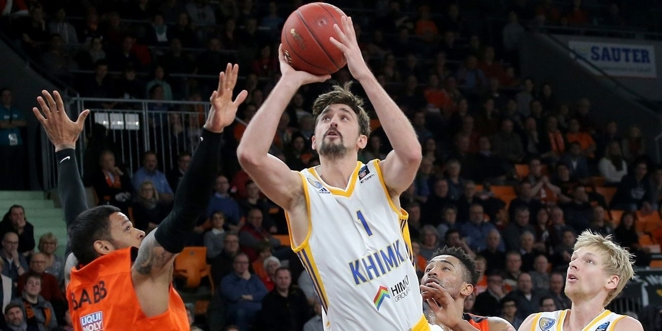 Top 16, Round 3 report: Khimki pulls out road win in Ulm