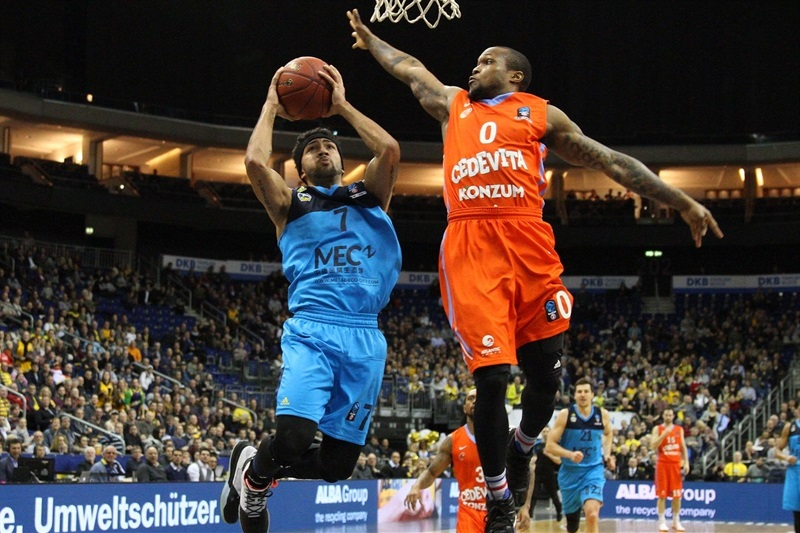 Peyton Siva - ALBA Berlin - EC16 (photo Andreas Knopf - ALBA Berlin)