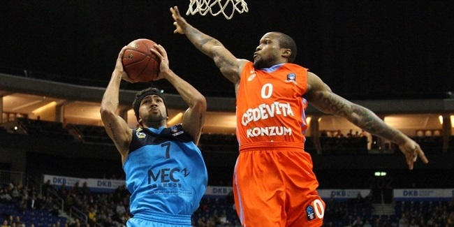 Top 16, Round 3 report: ALBA overcomes Cedevita behind 14 three-pointers