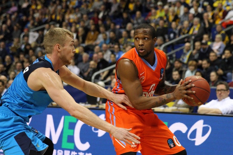 Rashad James - Cedevita Zagreb - EC16 (photo Andreas Knopf - ALBA Berlin)