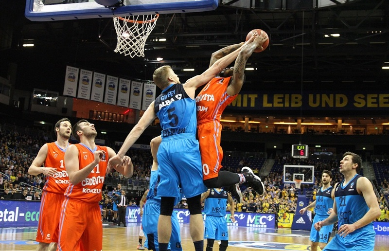 Niels Giffey - ALBA Berlin - EC16 (photo Andreas Knopf - ALBA Berlin)
