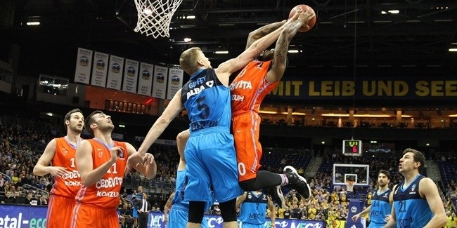 Top 16, Round 3: ALBA Berlin vs. Cedevita Zagreb