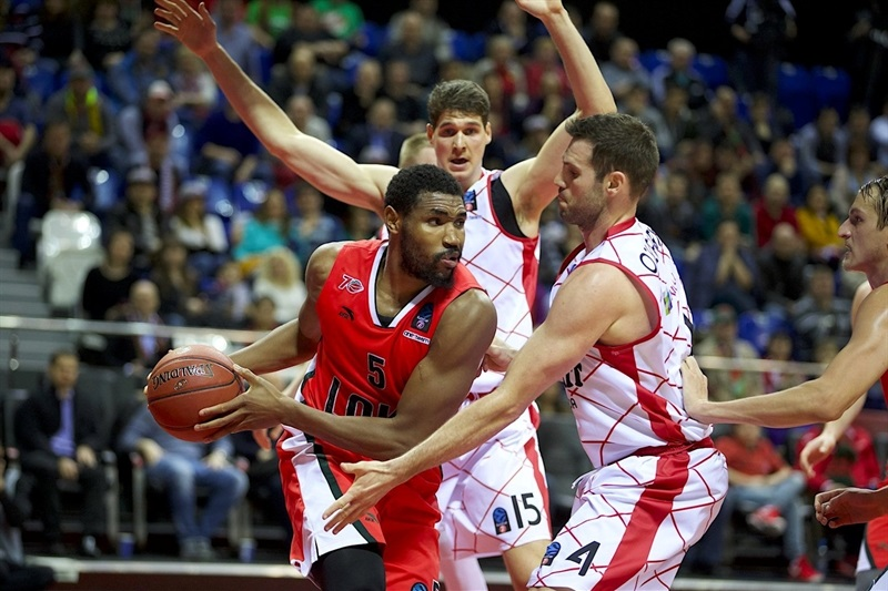 Kevin Jones - Lokomotiv Kuban Krasnodar - EC16 (photo Lokomotiv)