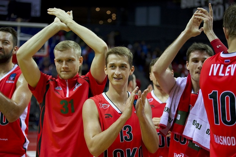 Lokomotiv Kuban Krasnodar celebrates - EC16 (photo Lokomotiv)