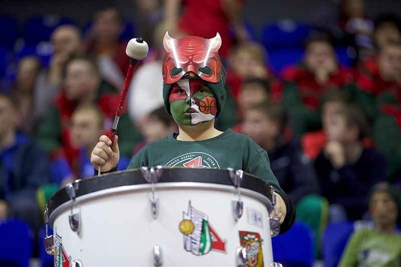 Fan - Lokomotiv Kuban Krasnodar - EC16 (photo Lokomotiv)