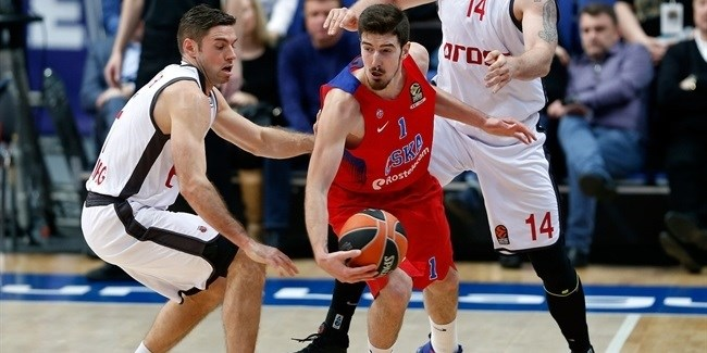 Regular Season Round 18: CSKA's defense clamps down 85-64 home win against Bamberg