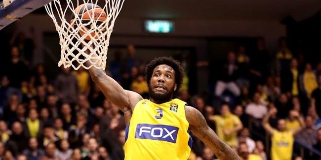 Regular Season, Round 18: Maccabi FOX Tel Aviv vs. Crvena Zvezda mts Belgrade