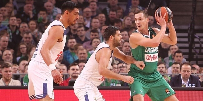 Regular Season, Round 18: Zalgiris Kaunas vs. Real Madrid