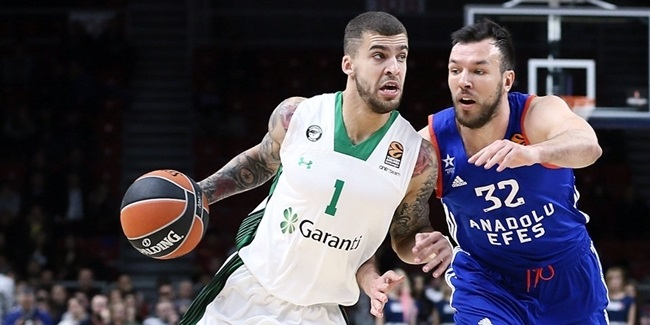 Darussafaka Dogus extends Wilbekin for two more seasons