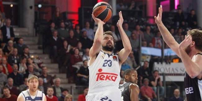 Regular Season, Round 19: Brose Bamberg vs. Real Madrid