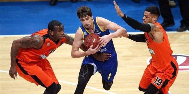 Top 16, Round 4: Khimki Moscow Region vs. ratiopharm Ulm