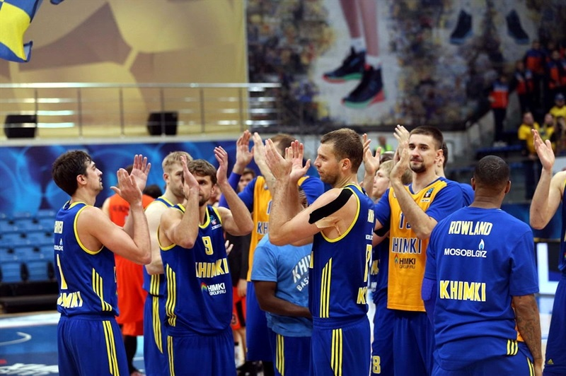 Khimki Moscow Region celebrates - EC16 (photo Eugene Solodov - Khimki)
