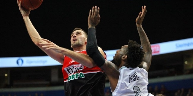 Top 16, Round 4 report: Rytas beats Nizhny again, Kisielius shines