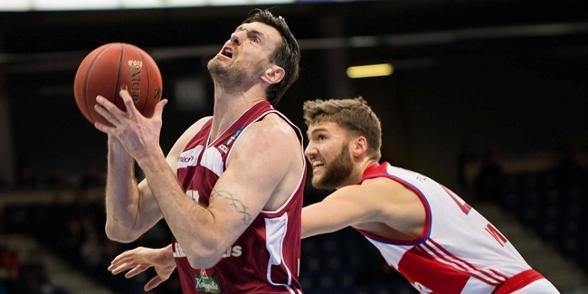 Top 16, Round 4: Lietkabelis Panevezys vs. FC Bayern Munich