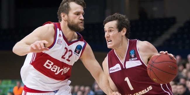 Top 16, Round 4 report: Bayern beats Lietkabelis, qualifies for quarterfinals