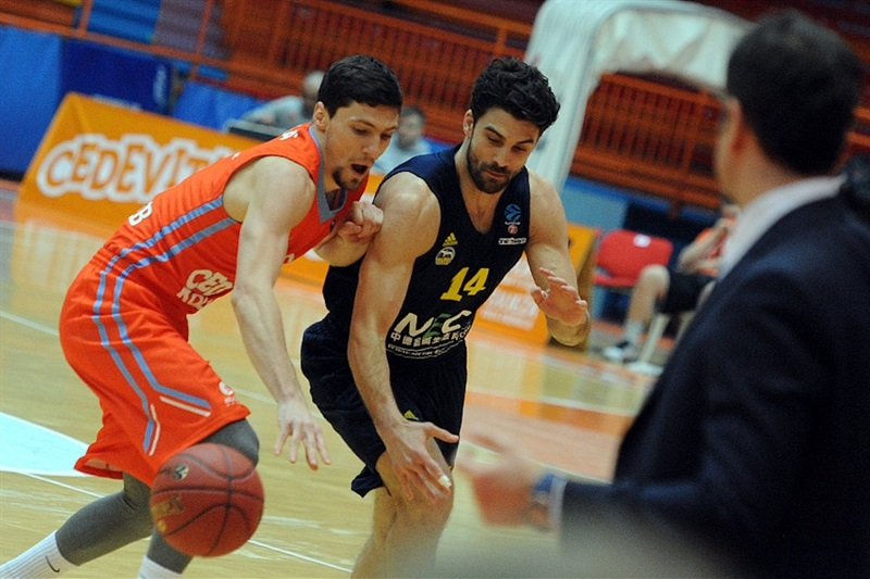 Engin Atsur - ALBA Berlin - EC16 (photo Cedevita)