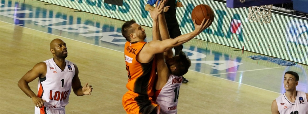 Tofas Bursa bolsters backcourt with Paunic