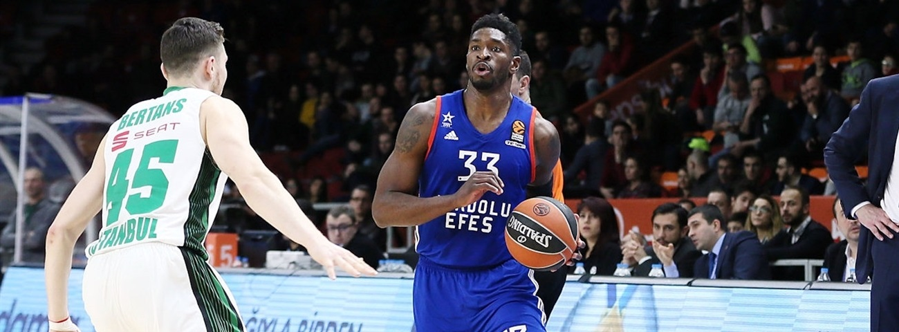 Olympiacos inks Paul for 2 seasons