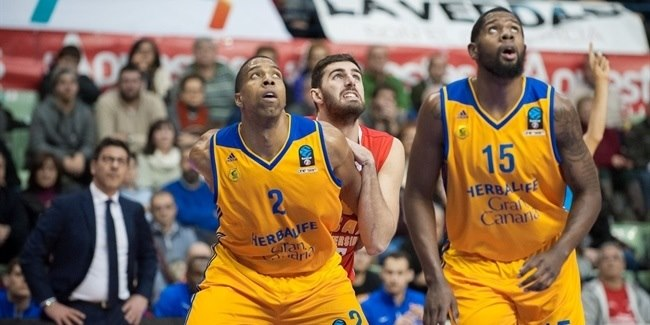 Top 16, Round 4 report: Gran Canaria improves playoff chances with win at Murcia
