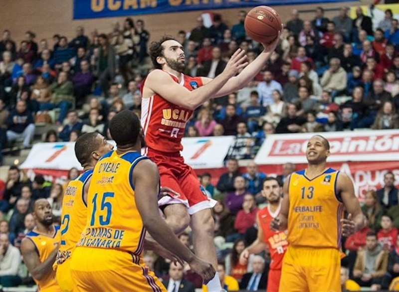 Vitor Benite - UCAM Murcia - EC16 (photo imQuality - Javier Bernal)