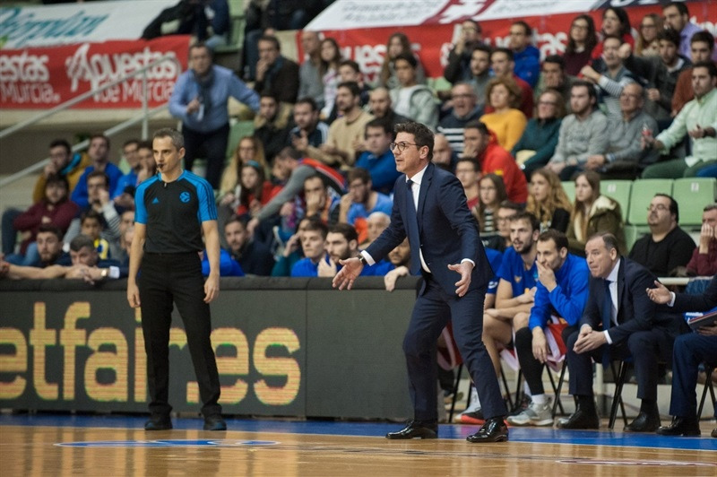Fotis Katsikaris - UCAM Murcia - EC16 (photo imQuality - Javier Bernal)