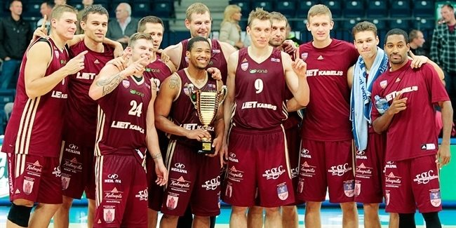 The Club Scene: Lietkabelis Panevezys