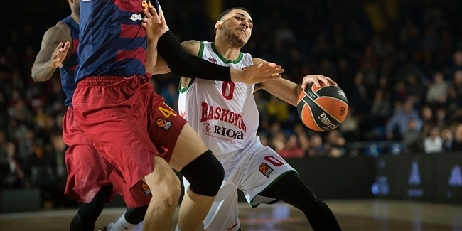 Regular Season, Round 20: FC Barcelona Lassa vs. Baskonia Vitoria Gasteiz