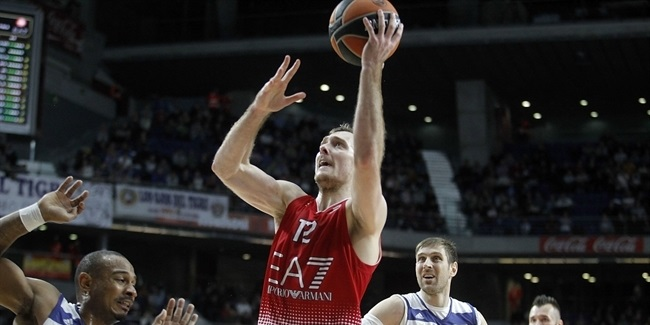 EA7 Milan loses Dragic long term