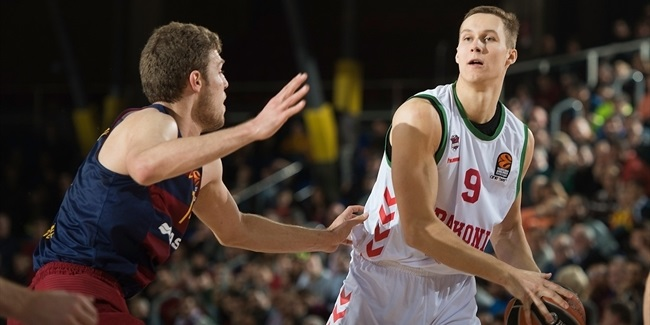 Baskonia secures Sedekerskis long-term