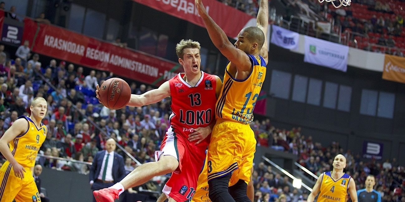 Top 16, Round 5 report: Gran Canaria edges Lokomotiv for third straight win