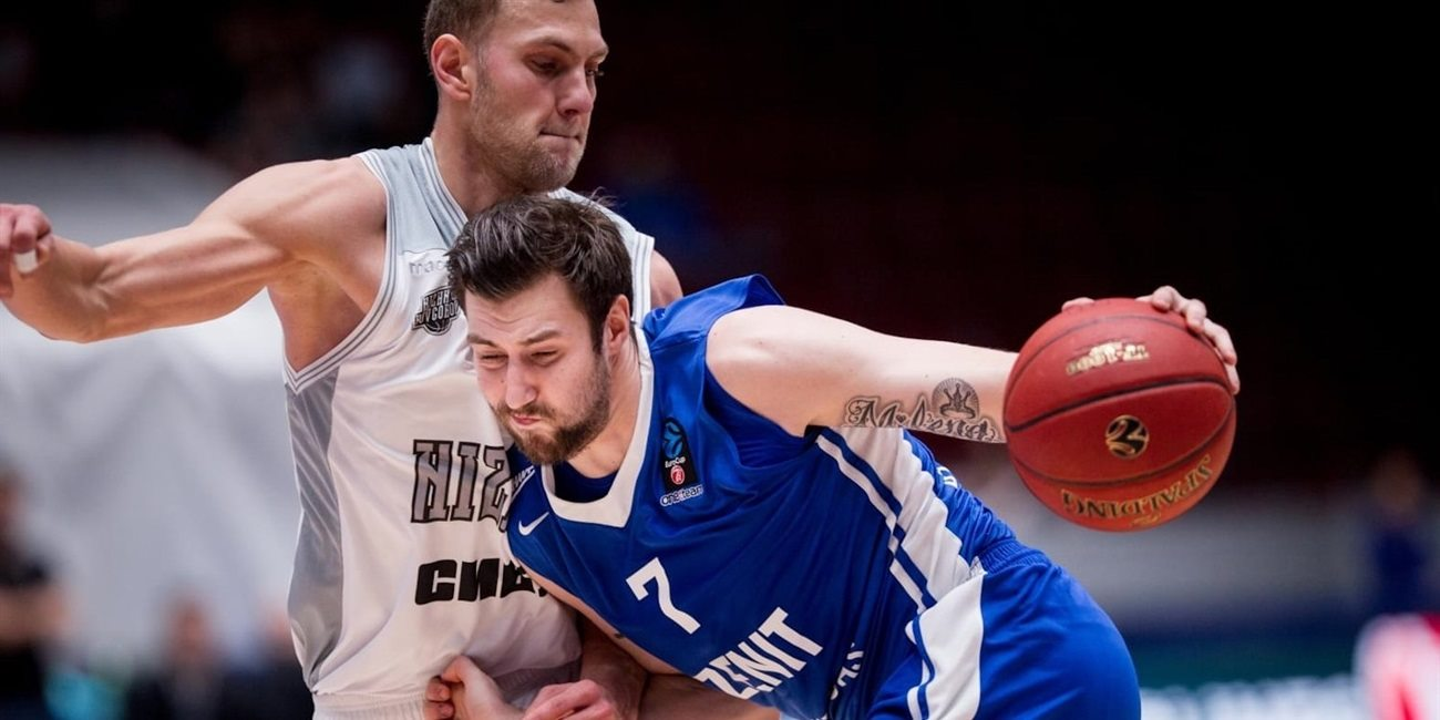 Top 16, Round 5 report: Zenit St. Petersburg knocks Nizhny out