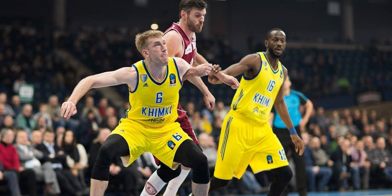 Top 16, Round 5 report: Khimki beats Lietkabelis, advances to quarterfinals