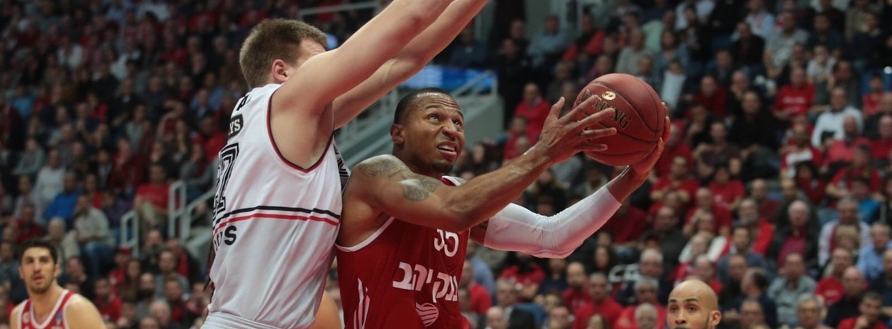 Jerusalem brings All-EuroCup guard Jerrells back on two-year deal
