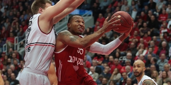 Top 16, Round 5 report: Jerusalem claims quarterfinal berth with win over Rytas