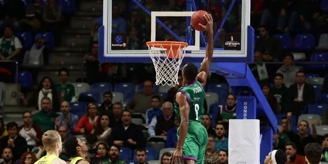 Top 16, Round 5 report: Unicaja beats ALBA to advance to quarterfinals