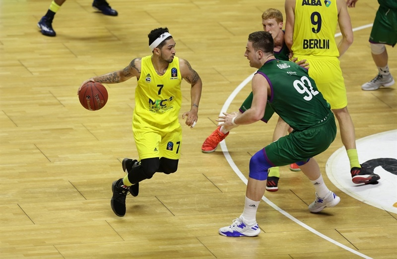 Peyton Siva - ALBA Berlin - EC16 (photo Unicaja - Mariano Pozo)