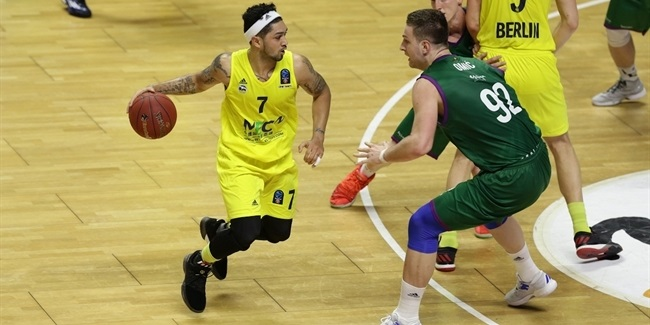 Top 16, Round 5: Unicaja Malaga vs. ALBA Berlin
