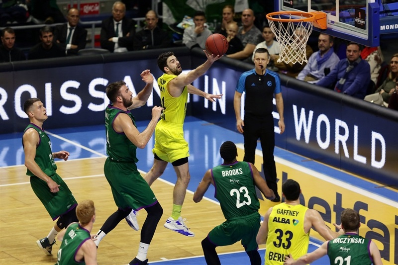 Engin Atsur - ALBA Berlin - EC16 (photo Unicaja - Mariano Pozo)